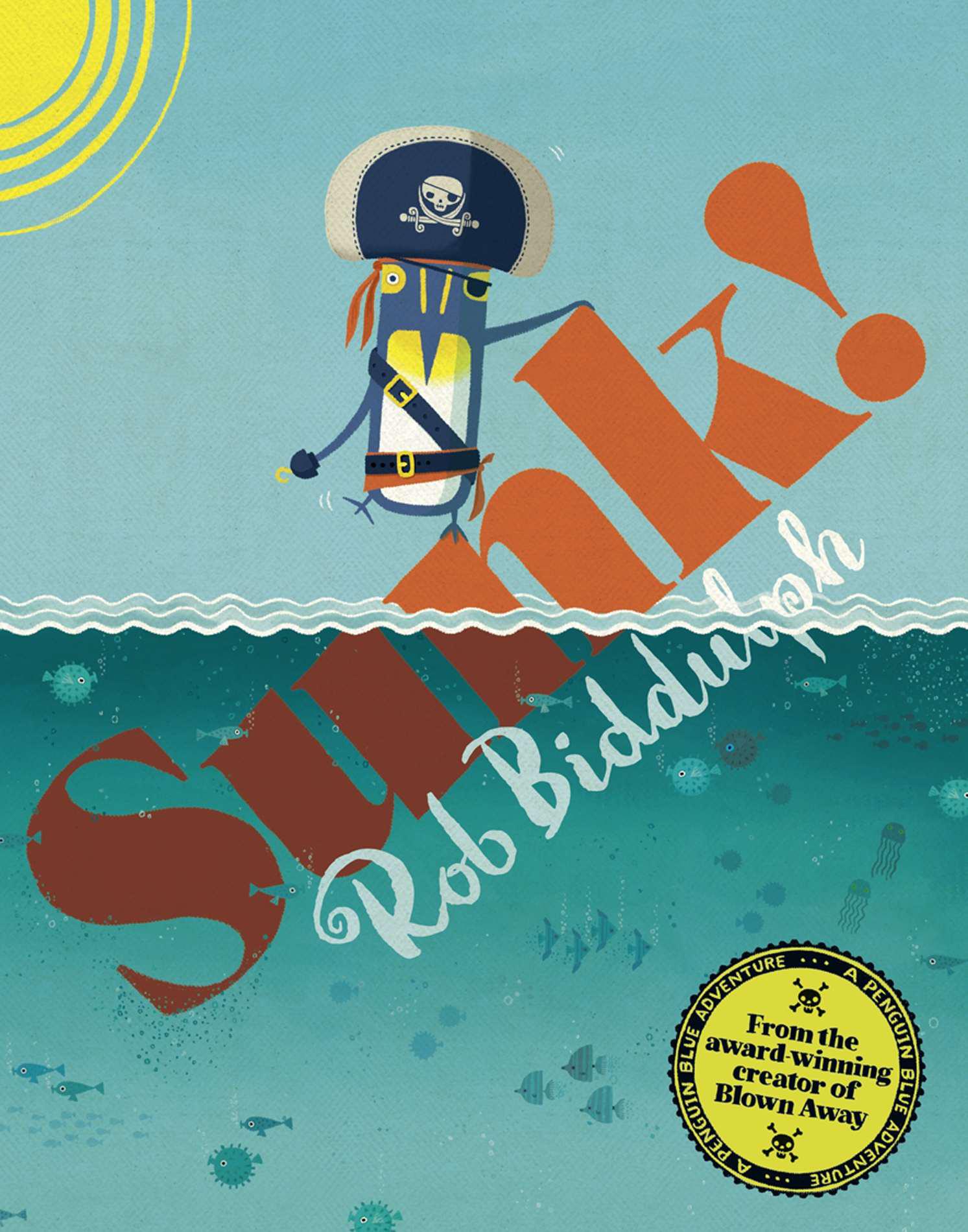 Sunk! from Rob Biddulph