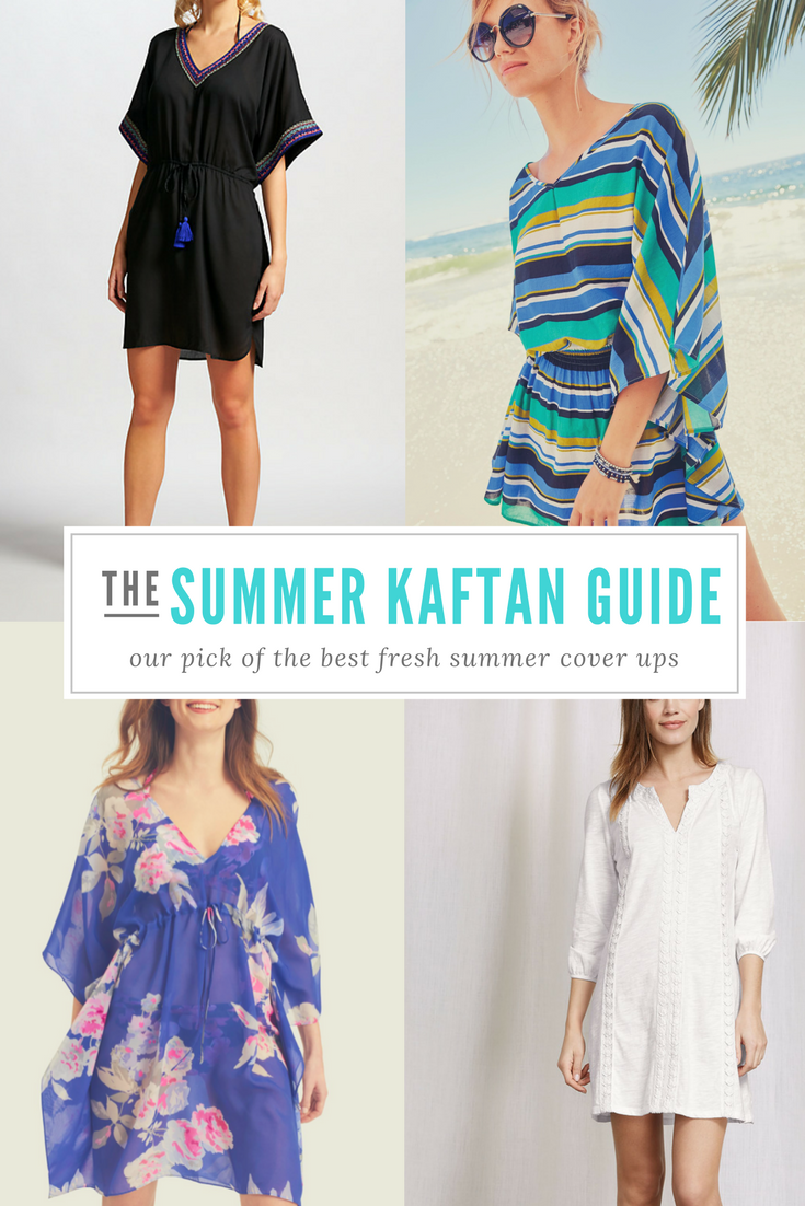 Top Summer Kaftans for 2017