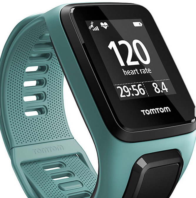 activity fitness watch from TomTom