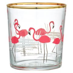 Spotted – Flamingo Tumblers! *want*