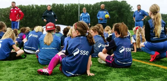 Will your daughter play for SSE WildCats? | Girls Football
