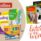 Win a Back To School Book Bundle for 7-9yr olds with Collins