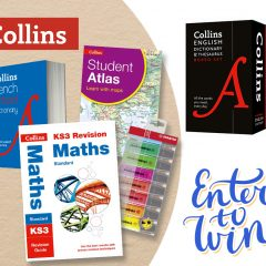 Win a £50 Back To School KS3 Bundle with Collins