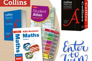 Win a £50 Back To School GCSE Bundle with Collins