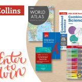 Win a GCSE Essentials Book Bundle with Collins