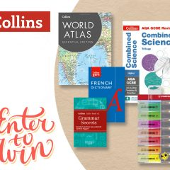 Win a GCSE Essentials Book Bundle with Collins