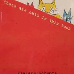 Sunday Picture Book – There Are Cats In This Book