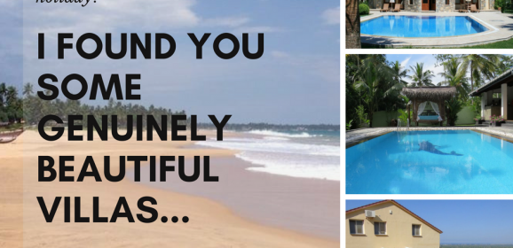 Still Looking? I Found You Some Beautiful Last-Minute Villa Stays