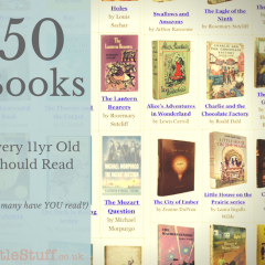 50 Books Every 11yr Old Should Read