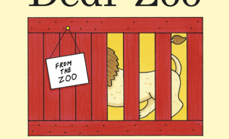 Sunday Picture Book – Dear Zoo
