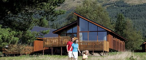 Win a £200 luxury Forest Holidays escape