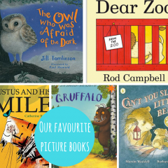 Favourite Picture Book? Come on, everyone has one…