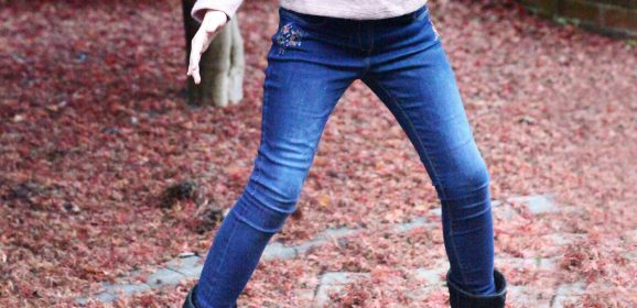 Perfect Autumn Essentials – Pretty Jeans & Comfy Boots from Next
