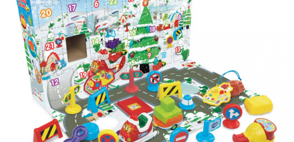 VTech Toot-Toot Drivers Advent Calendar from Argos