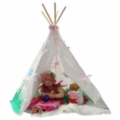 Kids Teepee Play Tent  #ChristmasGiftGuide