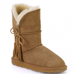 Ladies Cheshire Sheepskin Boots  #ChristmasGiftGuide