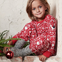 Swedish Folklore Kids Pyjamas #ChristmasGiftGuide