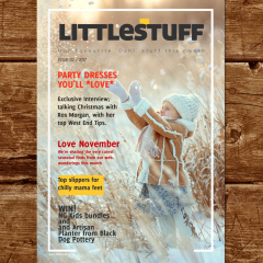 LittleStuff Magazine – November issue is out now!