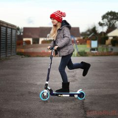 We love it! The Zinc Volt XT 1 Electric Scooter Review