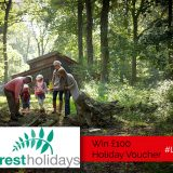Win a £100 Voucher For a Luxury Forest Holidays Escape | #LittleStuff24