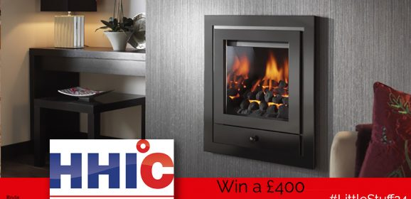 CLOSES MIDNIGHT! Win a brilliant £500 gas fire! | #LittleStuff24