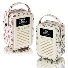 CLOSES MIDNIGHT! Win a fab £90 Retro Mini DAB Digital Radio from VQ | #LittleStuff24