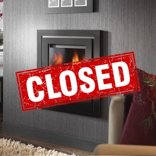 Win a brilliant £500 gas fire!