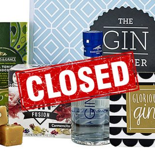 Win 1 of 3 Lush Gin Hampers!