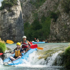The Trick Of Holidaying With Teens. We're Thinking Croatia, With Some Rafting…