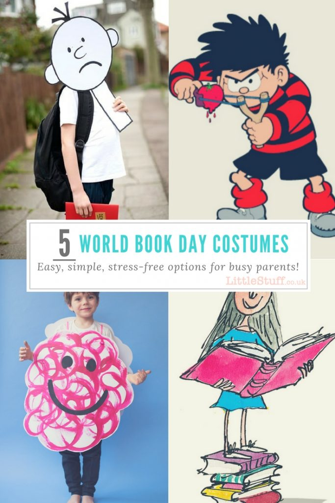Easy World Book Day Costumes