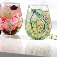 Win 1 of 2 £50 Vouchers for Glassware from Designs By Lolita