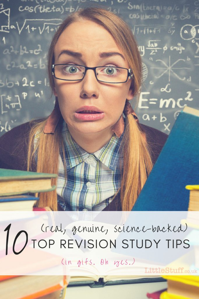 top real science-backed revision tips for exams