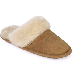 Ladies Duchess Sheepskin Slippers  #MothersDay