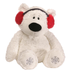 Huggable Cute Bear from Gund #ChristmasGiftGuide