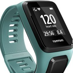 TomTom Spark 3 Cardio GPS Fitness Activity Watch from John Lewis |Father's Day Gift Ideas