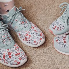 Win A Pair of New Balance Cath Kidston Trainers.