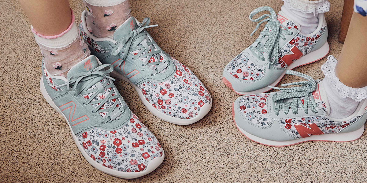 abe668ace49 Win A Pair of New Balance Cath Kidston Trainers. - LittleStuff