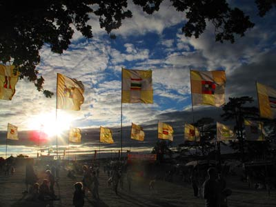 Camp Bestival. Oh yes.