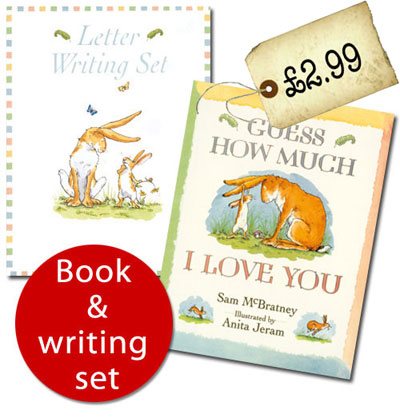 Spotted! Writing Set For Children – Total Bargain!