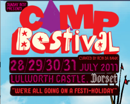 Camp Bestival – are you coming?