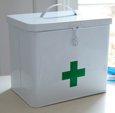 Spotted Really Useful Lockable First Aid Amp Medicine