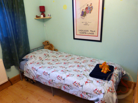 Spotted Cath Kidston Football Bedding Littlestuff