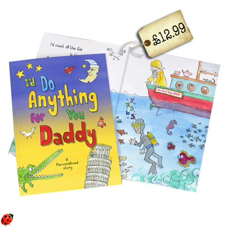 Fathers Day Gift Idea Genius Personalised Children S