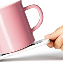 Mighty Mug (anyone with a desk NEEDS this mug. Powered by magic it is)
