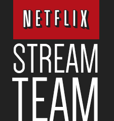 Netflix Stream Team – what do you watch when you have the screen to yourself?