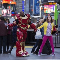 Enjoying some 'Me Time' with Unbreakable Kimmy Schmidt – Thanks Netflix!