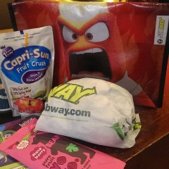 Inside out with Subway Kids' Pak ™