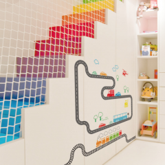Now this is genius – free kids wall sticker decals!