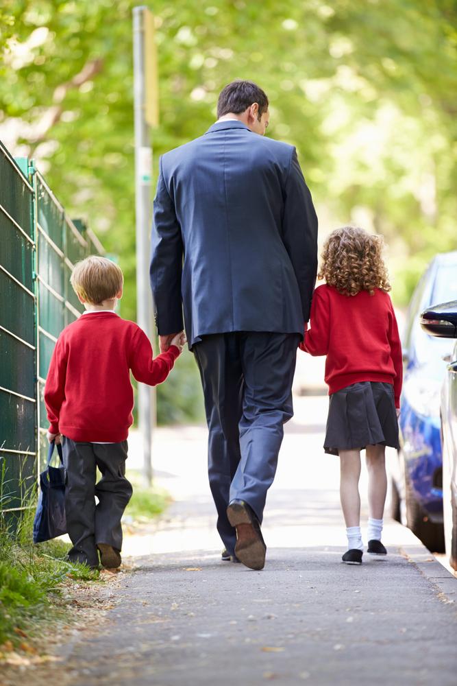 Brantano Calls For Children Nationwide To Walk To School