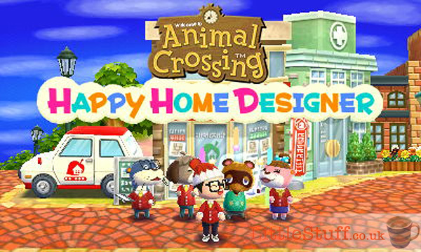 Animal Crossing Happy Home Designer Review (from a 12yr old) - LittleStuff